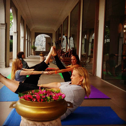 Yoga Tour 1, Yoga Tours by India