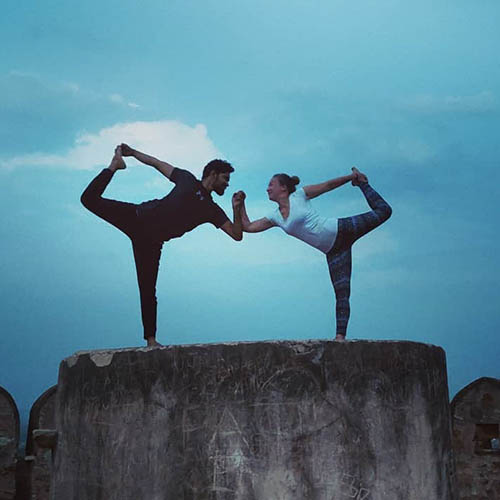 Yoga Tours by India, Tour 2