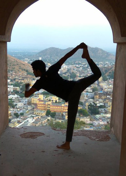 About Yoga Tours by India