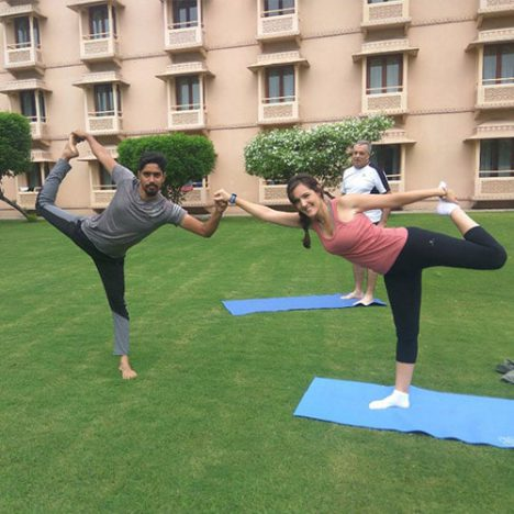 Yoga Teacher Training Course in Dharamshala
