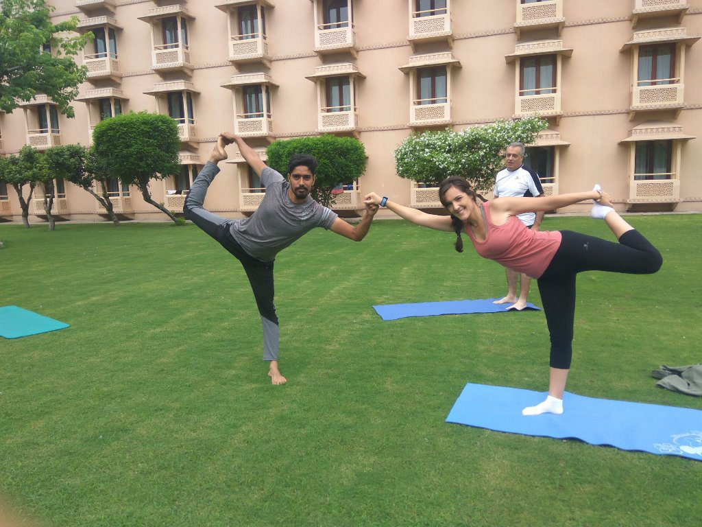 Yoga Retreat in Jaipur